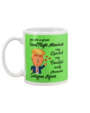 you are great Flight Attendants Mug back
