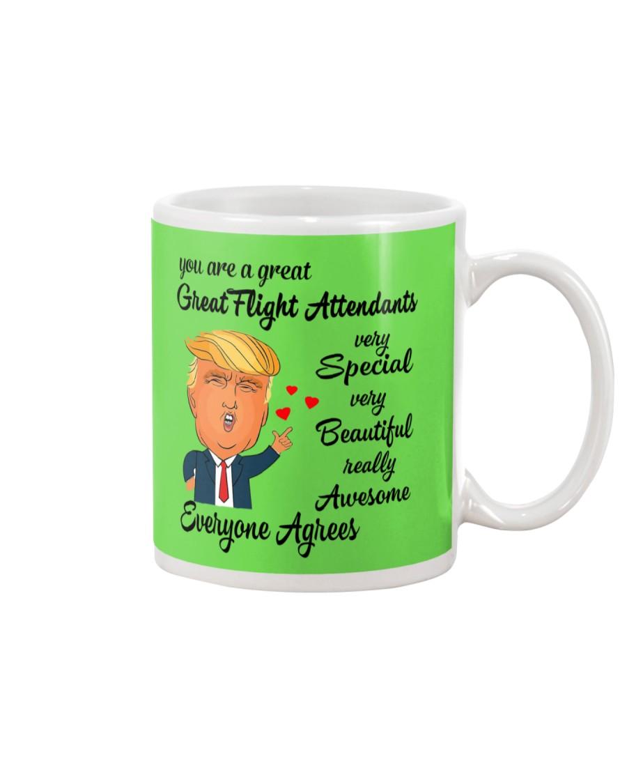 you are great Flight Attendants Mug