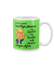 you are great Flight Attendants Mug front