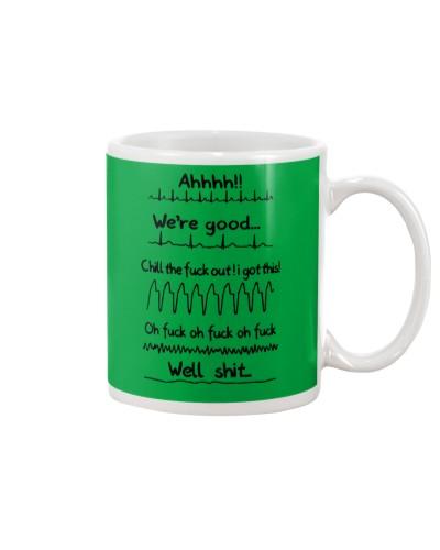Anesthesiologist Anesthesia we are good funny mug