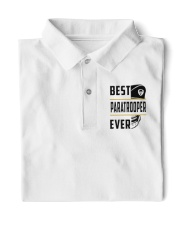 Best Paratrooper Ever Classic Polo front