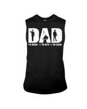 The Marine - The DAD Sleeveless Tee tile