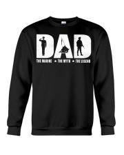 The Marine - The DAD Crewneck Sweatshirt thumbnail