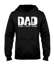 The Marine - The DAD Hooded Sweatshirt thumbnail