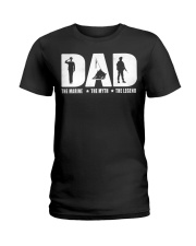 The Marine - The DAD Ladies T-Shirt thumbnail