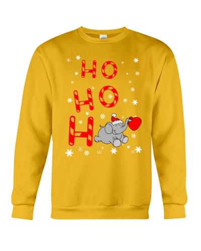 Ugly sweat shirt for elephant lovers hohoho