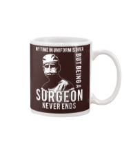 Surgeon retired retirement gift shirt Mug thumbnail