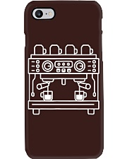 Double Espresso Machine Barista Phone Case thumbnail