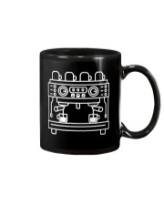 Double Espresso Machine Barista Mug thumbnail