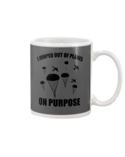 Paratrooper jumped out of planes Mug thumbnail