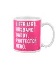 Lifeguard Husband Daddy Protector Hero Mug thumbnail