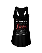 In-My-Husband Ladies Flowy Tank thumbnail