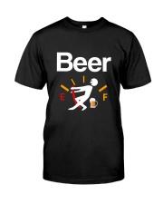 BEER METER Classic T-Shirt front