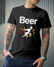 BEER METER Classic T-Shirt lifestyle-mens-crewneck-front-6