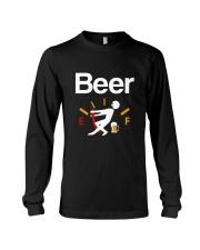 BEER METER Long Sleeve Tee thumbnail