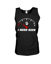 I need beer Unisex Tank thumbnail