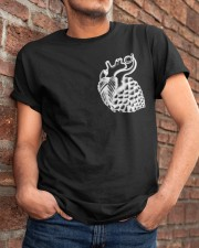 BEER HEART Classic T-Shirt apparel-classic-tshirt-lifestyle-26