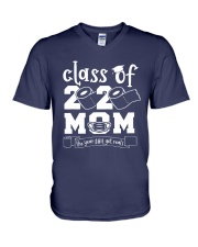 Class of 2020 Mom - Mother's Day V-Neck T-Shirt thumbnail