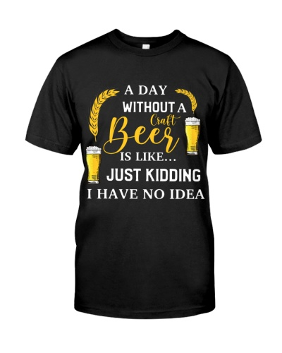 A Day Without A Craft Beer