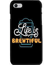 LIFE IS BREWTIFUL Phone Case thumbnail