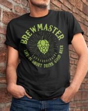 Brewmaster Classic T-Shirt apparel-classic-tshirt-lifestyle-26
