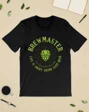Brewmaster Classic T-Shirt lifestyle-mens-crewneck-front-19