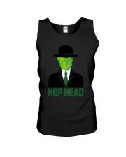 Hop head Unisex Tank thumbnail