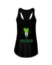 Hop head Ladies Flowy Tank thumbnail