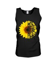 Sunflower Unisex Tank thumbnail