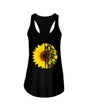 Sunflower Ladies Flowy Tank thumbnail