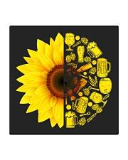 Sunflower Square Coaster thumbnail