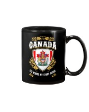 Canada it's where my story began Mug tile