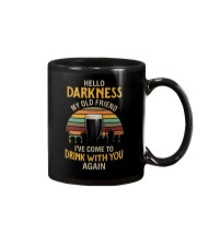 Hello Darkness - Factory Vintage Mug tile