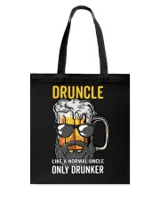 DRUNCLE Tote Bag thumbnail