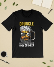 DRUNCLE Classic T-Shirt lifestyle-mens-crewneck-front-19
