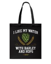 BARLEY AND HOPS Tote Bag thumbnail