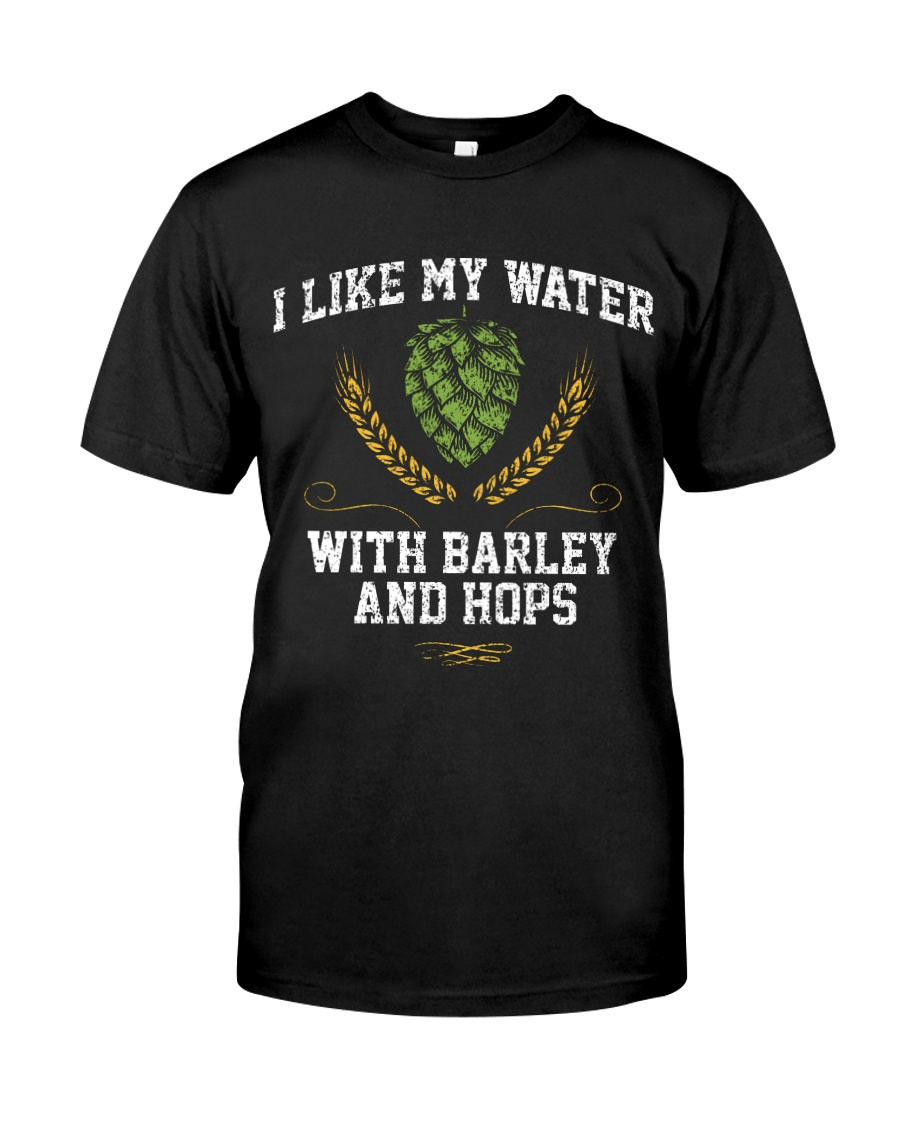 BARLEY AND HOPS Classic T-Shirt