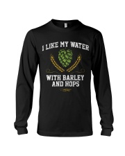 BARLEY AND HOPS Long Sleeve Tee thumbnail
