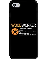 WOODWORKER Phone Case thumbnail