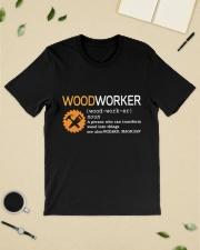 WOODWORKER Classic T-Shirt lifestyle-mens-crewneck-front-19