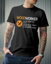 WOODWORKER Classic T-Shirt lifestyle-mens-crewneck-front-6