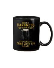 Hello darkness my old friend YL Mug thumbnail