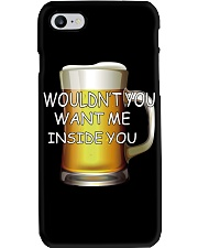 WOULDN'T YOU WANT ME INSIDE YOU Phone Case thumbnail