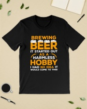 BREWING BEER Classic T-Shirt lifestyle-mens-crewneck-front-19