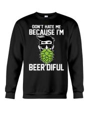 I'm Beer'diful Crewneck Sweatshirt thumbnail