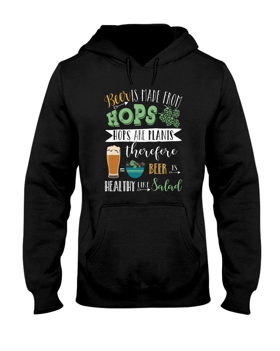 Hops beer Hooded Sweatshirt
