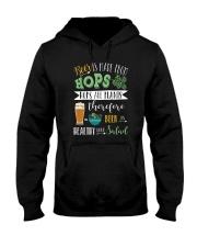 Hops beer Hooded Sweatshirt front