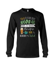 Hops beer Long Sleeve Tee thumbnail