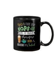 Hops beer Mug thumbnail