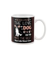 Never know the love Mug thumbnail